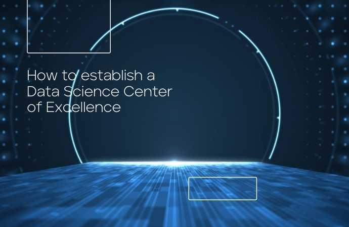 Planen eines Data Science Competence Centers