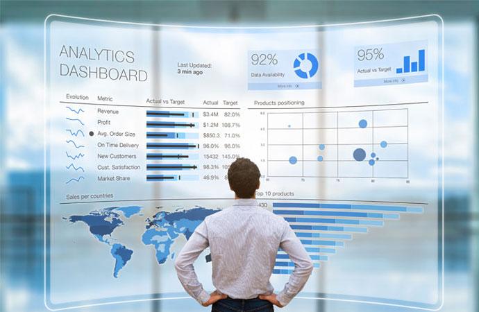 Cómo la inteligencia basada en datos ayudará a las empresas a recuperarse del colapso económico